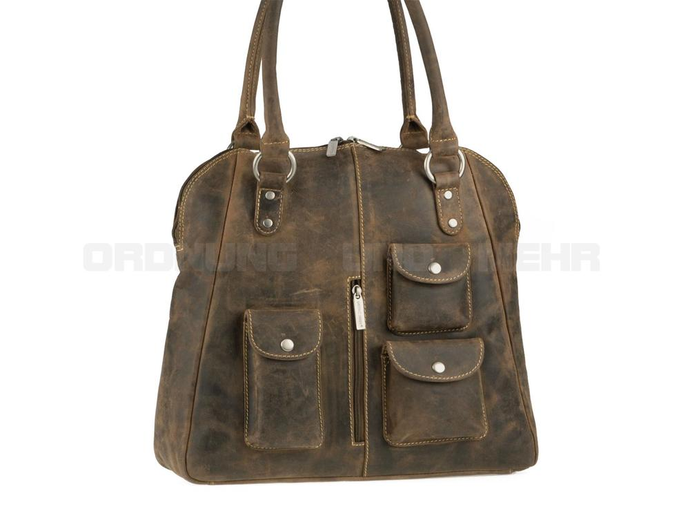 Greenburry Vintage Handtasche Shopper im Sale