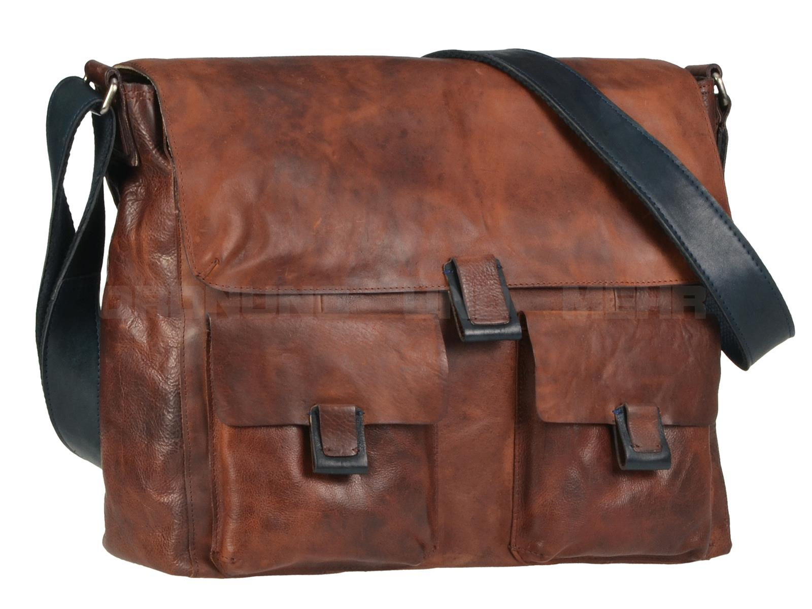 Harolds Ledertasche in kerniger Vintage Optik 248508