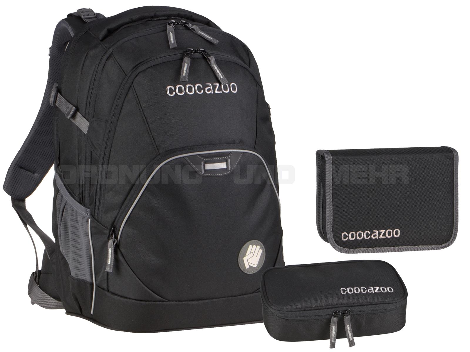 COOCAZOO EvverClevver 2  Beautiful Black 129868-S