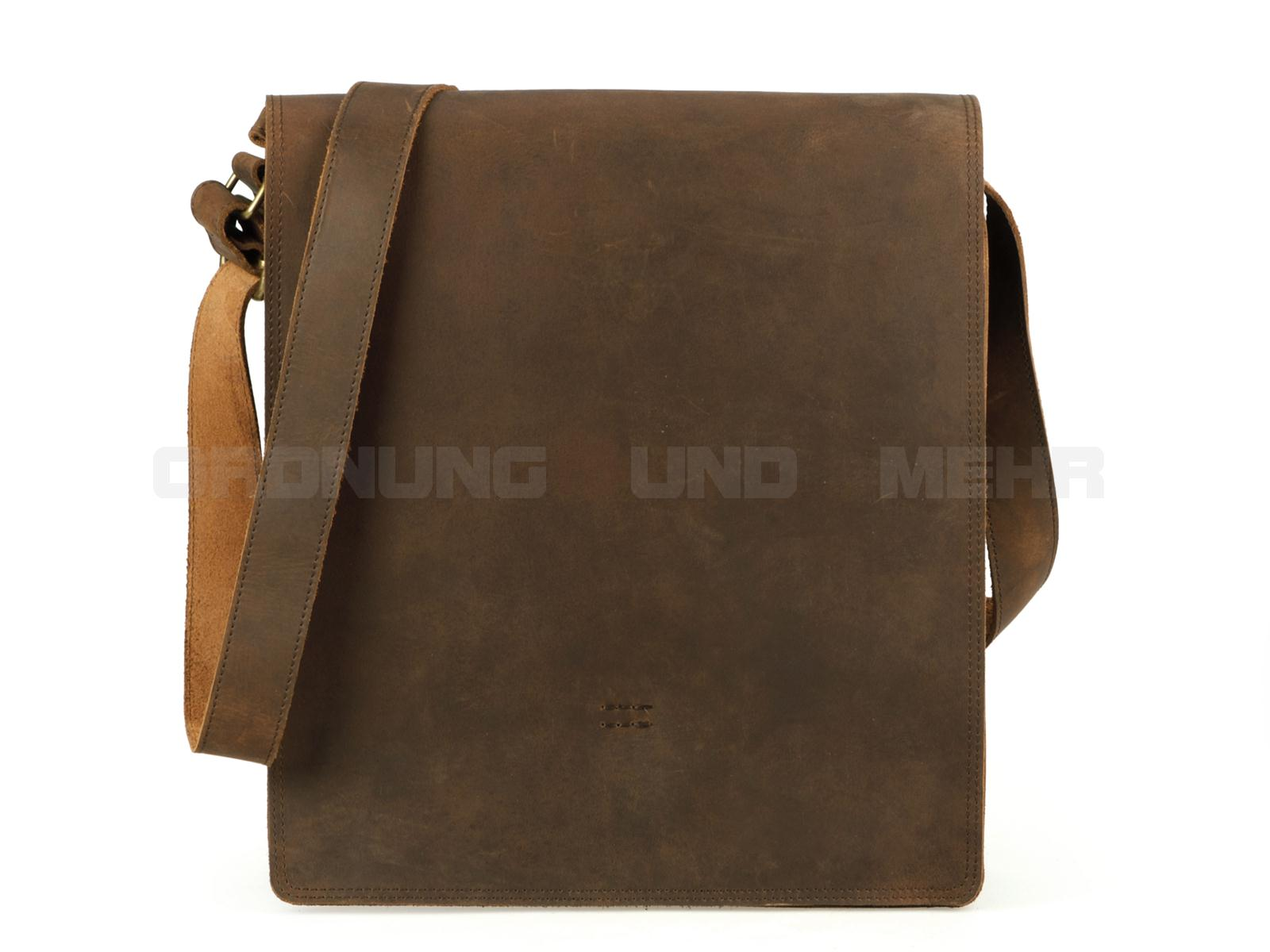 LeBazaar Full Leather Leder Umhängetasche 7809-03_03