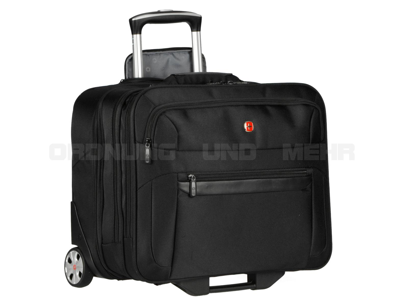 17 Zoll Notebooktasche als Businesstrolley von WENGER W7301-2295