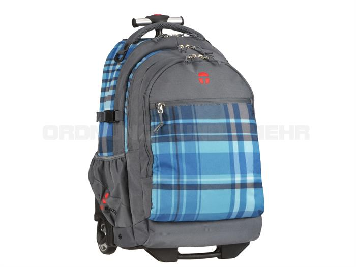 Take it Easy Rucksack Trolley ATLANTIC in türkis blau 28045-470-191