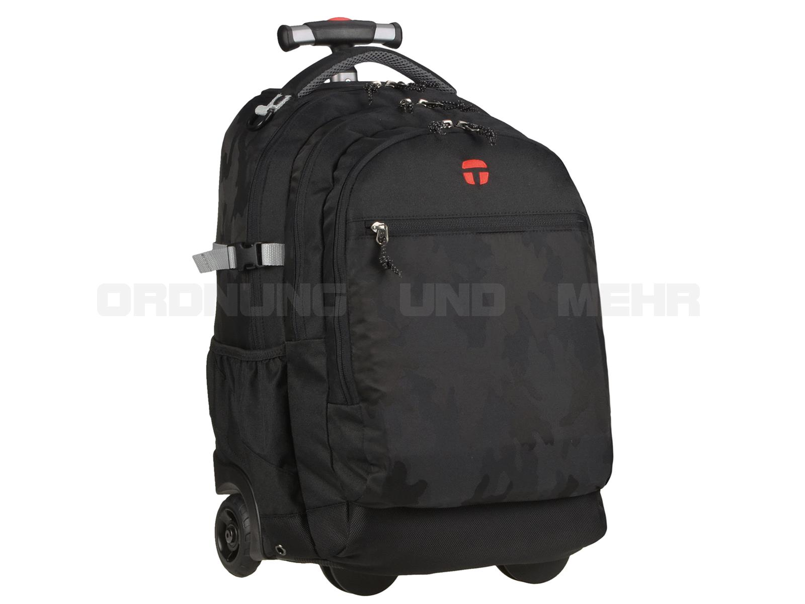 Take it Easy Rucksack Trolley CAMOUFLAGE BLACK in schwarz 28045-495-001